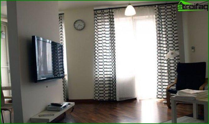 شقة من غرفة واحدة - الصورة 5