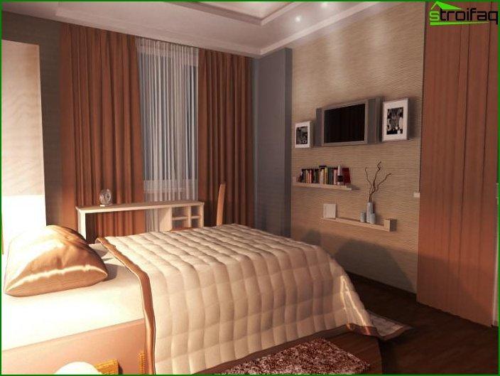 Foto de diseño de una habitación pequeña