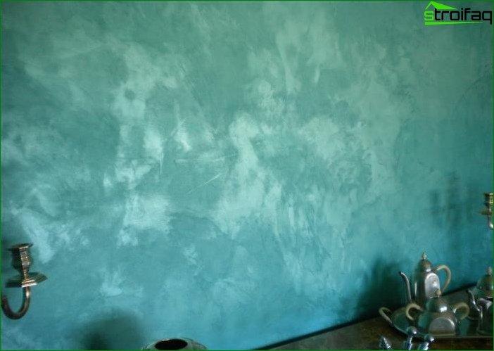 Płynne tapety w salonie i sypialni 4