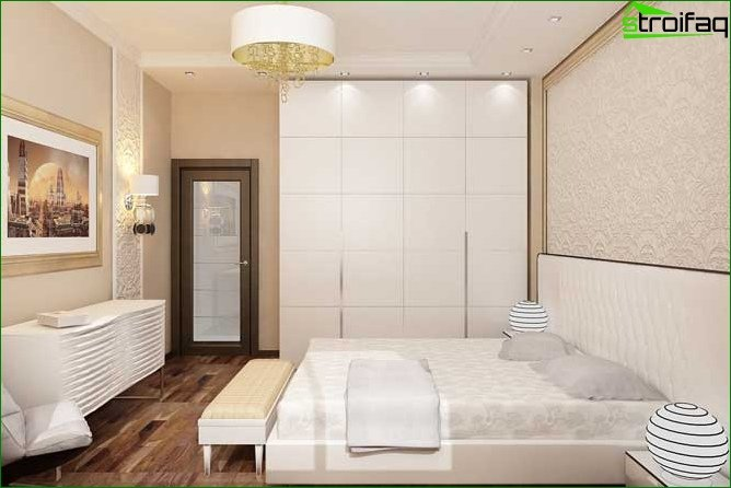 Płynne tapety w salonie i sypialni 7