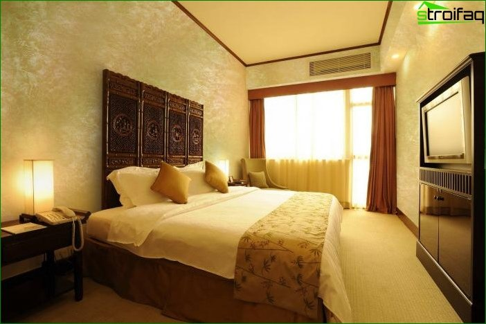 Płynne tapety w salonie i sypialni 10
