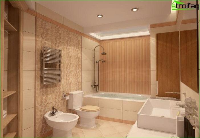 Приклад дизайн ванної 7