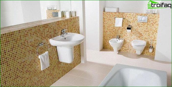 Приклад дизайн ванної 9