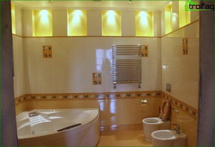 Дизайн сучасної ванної кімнати 3