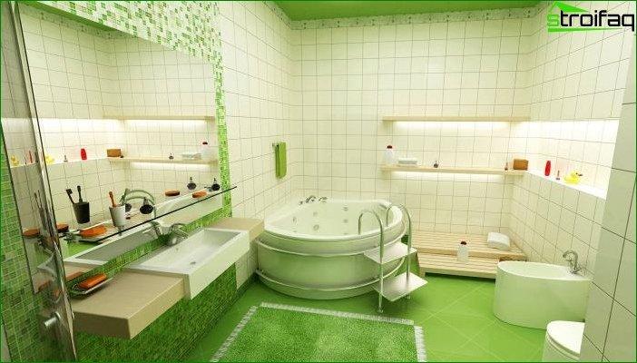 Дизайн ванної 2