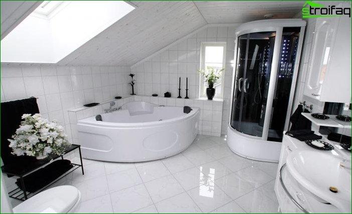 Інтер'єр ванної 7