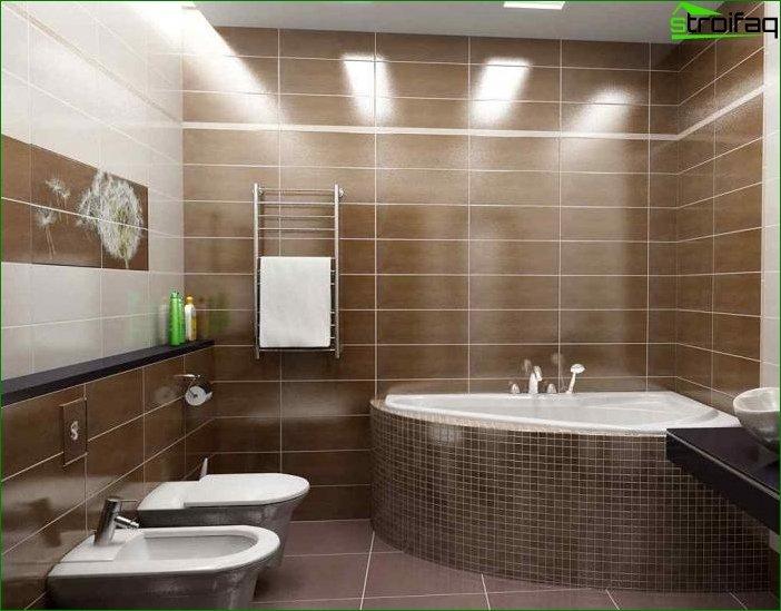 Приклад ремонту ванної кімнати 6