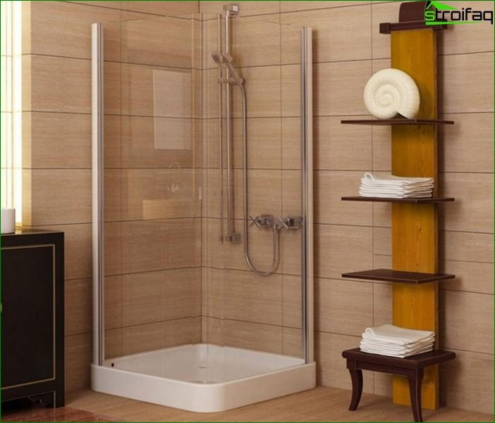 Гарні меблі для ванної кімнати