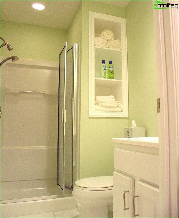 Дизайн ванної кімнати - як вибрати плитку