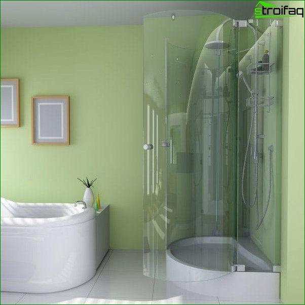 Дизайн ванної - приклади проектів