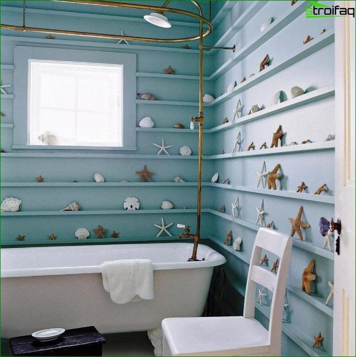 Приклади кращих дизайнерських проектів для ванних кімнат