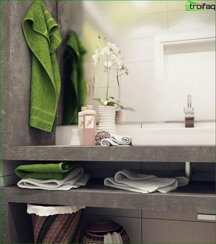 Кращі зразки дизайну ванних