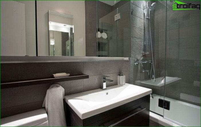 Дизайн ванної - з чого почати