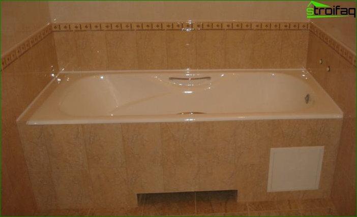 Ремонт у ванній 1