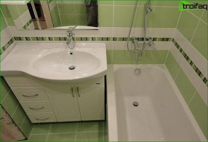 Ремонт у ванній 6