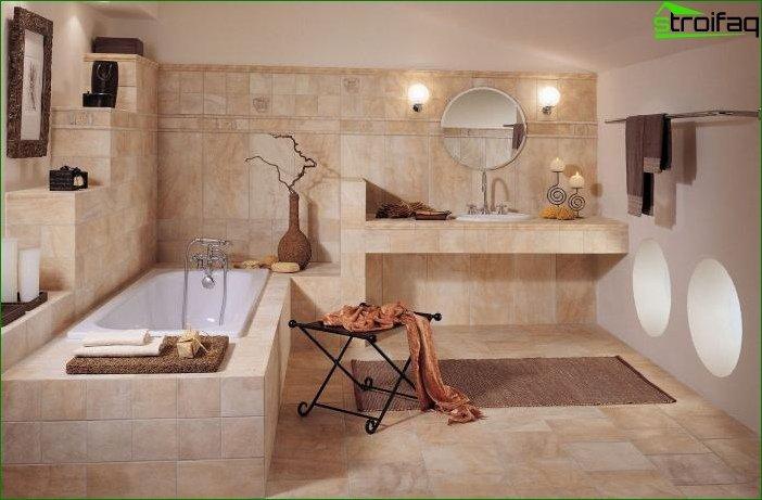 Приклад ремонту ванної кімнати 9