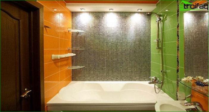 Приклад дизайн ванної 1