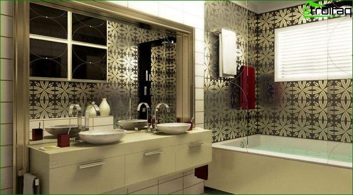 Приклад дизайн ванної 4
