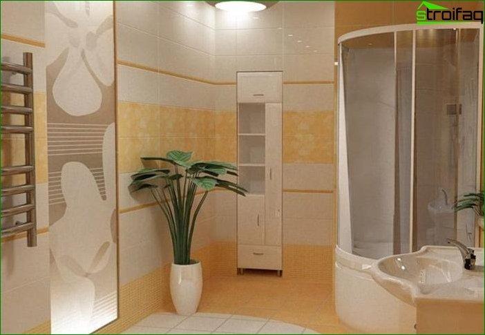 Приклад дизайн ванної 5