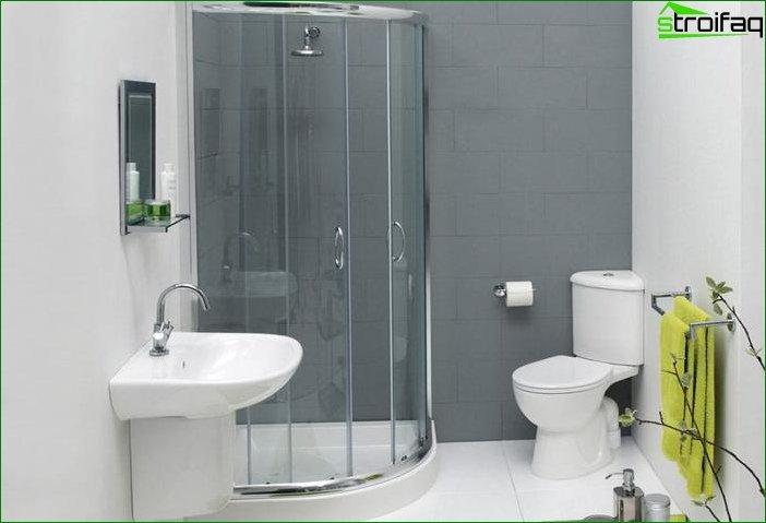 Інтер'єр ванної 9