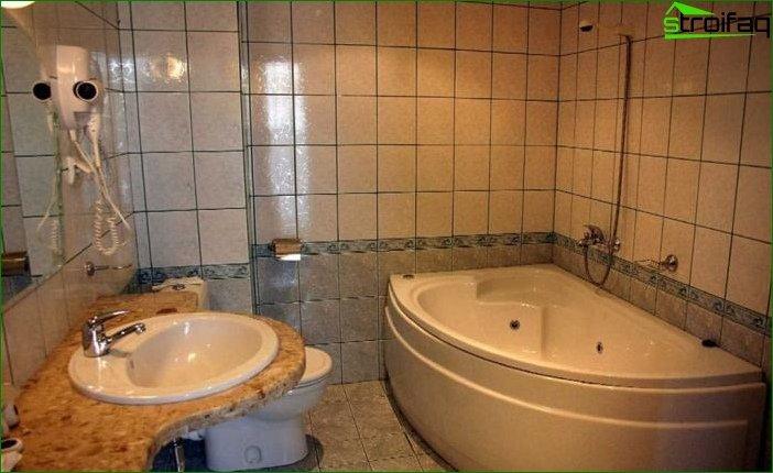 Ванна кімната - фото 7