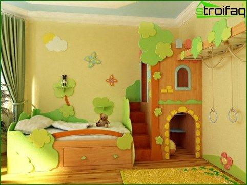 Handmade kids room 2