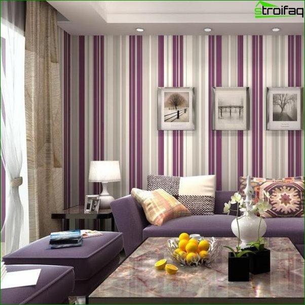 Photo non-woven wallpaper