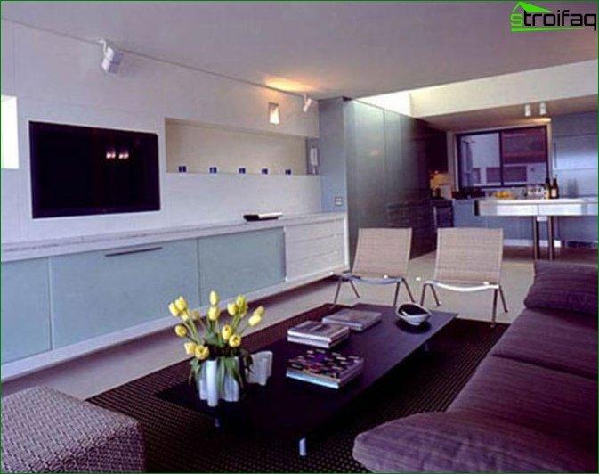 Foto del diseño del apartamento estudio fusión