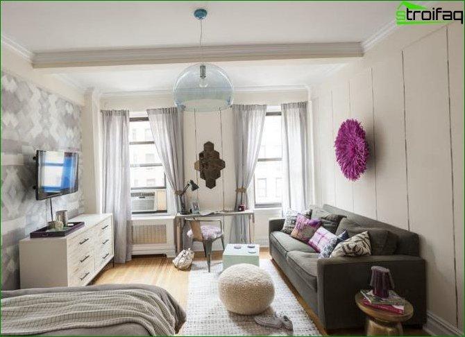 Foto de diseño de apartamento estudio