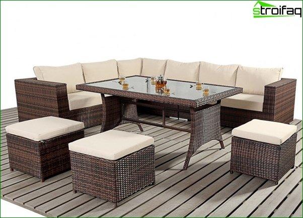 أريكة المطبخ - 1