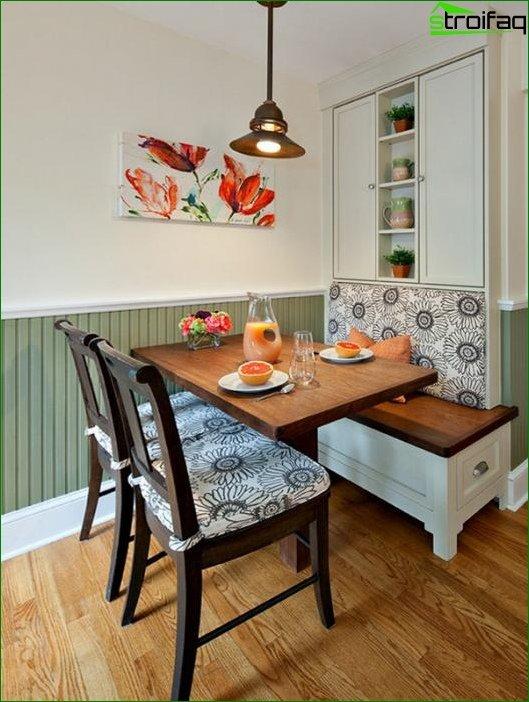 أريكة المطبخ - 3
