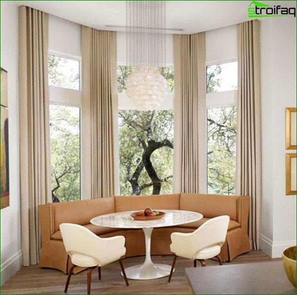 أريكة المطبخ (الزاوية) - 1