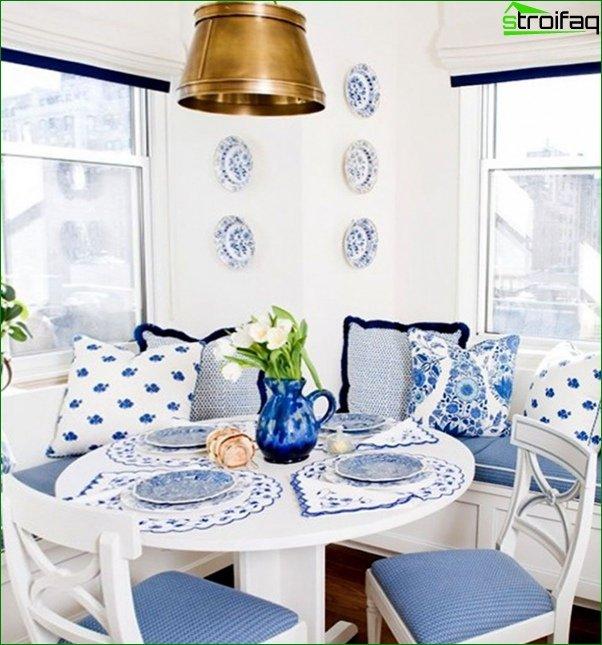 أريكة المطبخ (الزاوية) - 2
