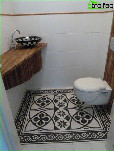 Toilet design photo 5