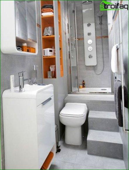 Toilet and Bathroom Design - photo 6
