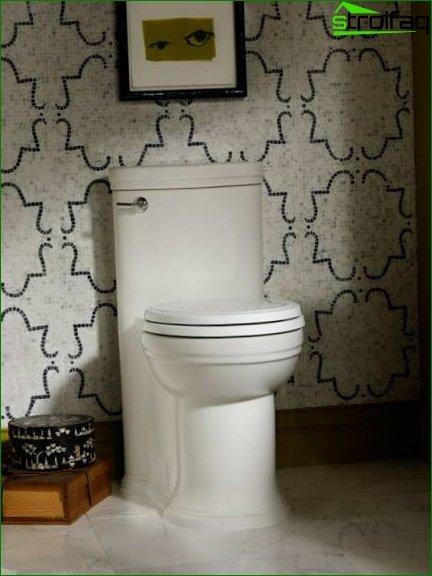 Color scheme for toilet design 17