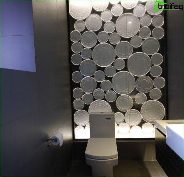 Lighting for toilet 2