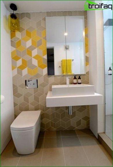 Toilet Design 2 sqm m