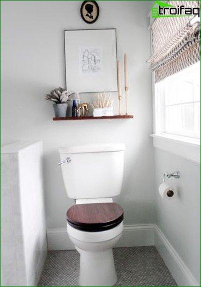 Toilet Design 2 sqm m - 3