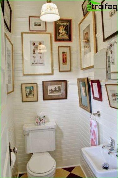 Large Area Toilet Design - 2