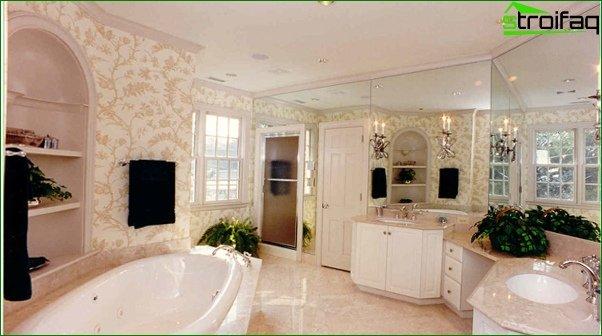 Tile in the bathroom - 2