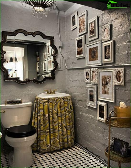 Tile in the bathroom - 5