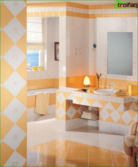 Ceramic tile - 3
