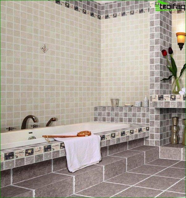 Ceramic tile - 5