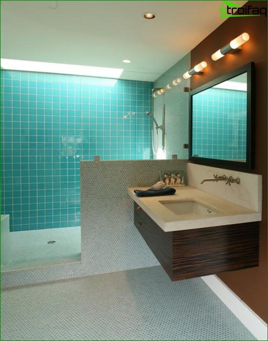 Glass tile - 1