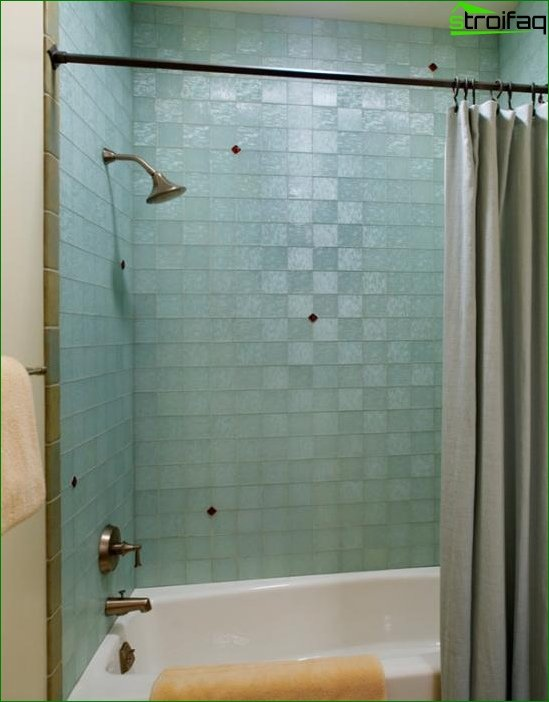 Glass tile - 4