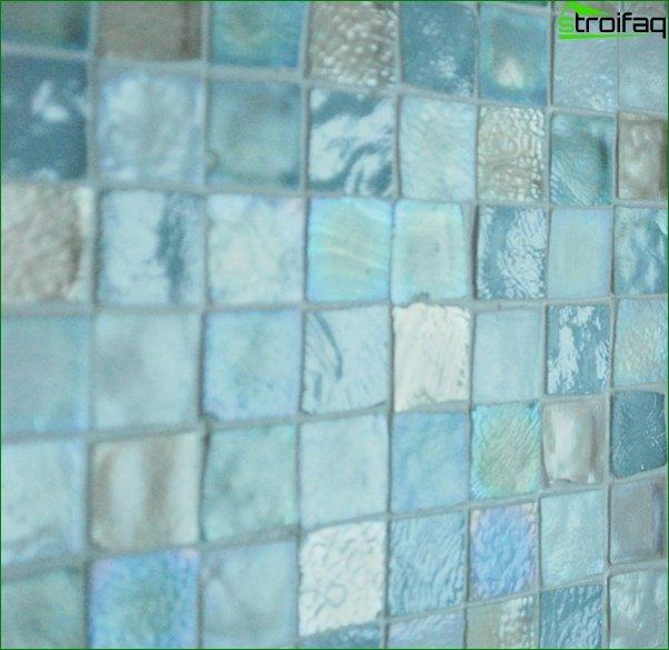 Glass tile - 5
