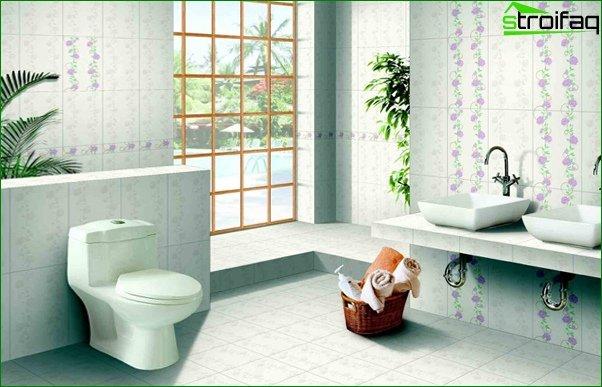 Standard size tile - 4