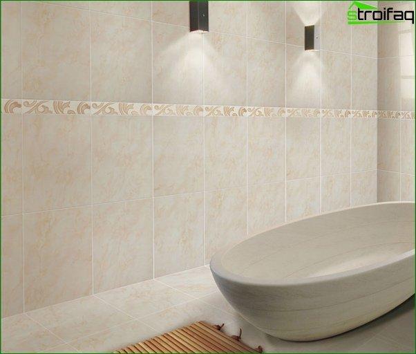 Standard size tile - 5