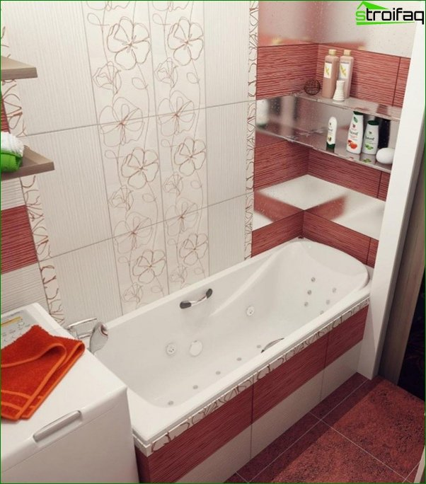 Large tile - 2